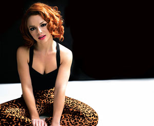 Die Blues-Virtuosin SAMANTHA FISH & BAND Chill & Fever Tour 2017