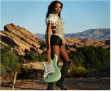 MALINA MOYE Bad as I wanna be the Guitar superstar