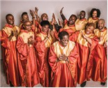 "Das Clubkonzert THE GOLDEN VOICES OF GOSPEL ""A Higher Love"""